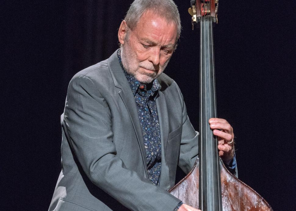 Dave Holland at Smith Center for the Arts, Photo Credit: Jan Regan Photography