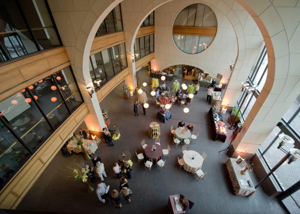 Eastman Atrium