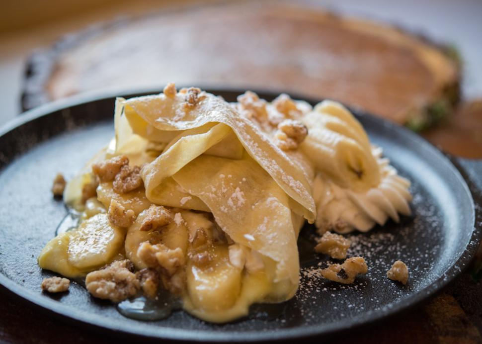 Bananas & Cream