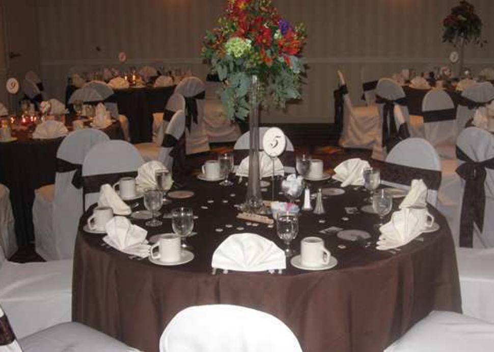 Banquet Facilities at Hilton Garden Inn
