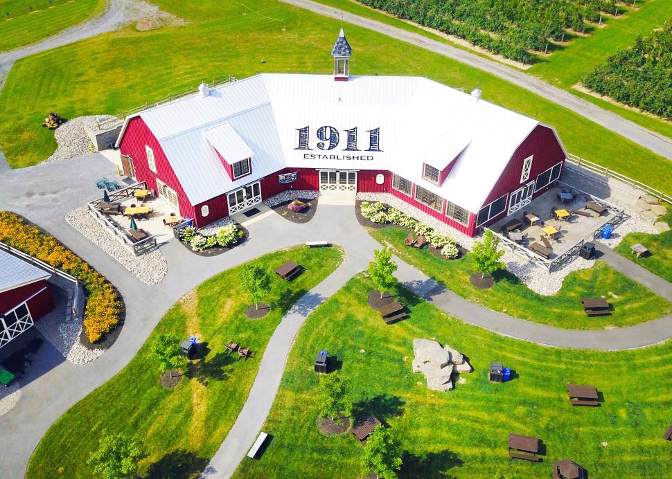 Beak & Skiff Apple Farms