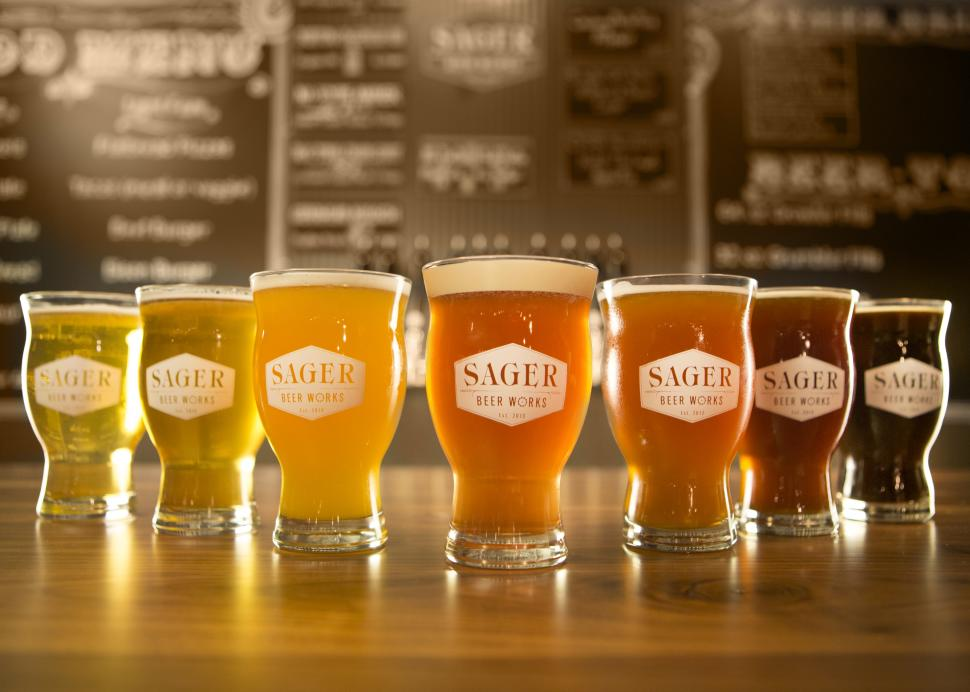 Beer Line Up