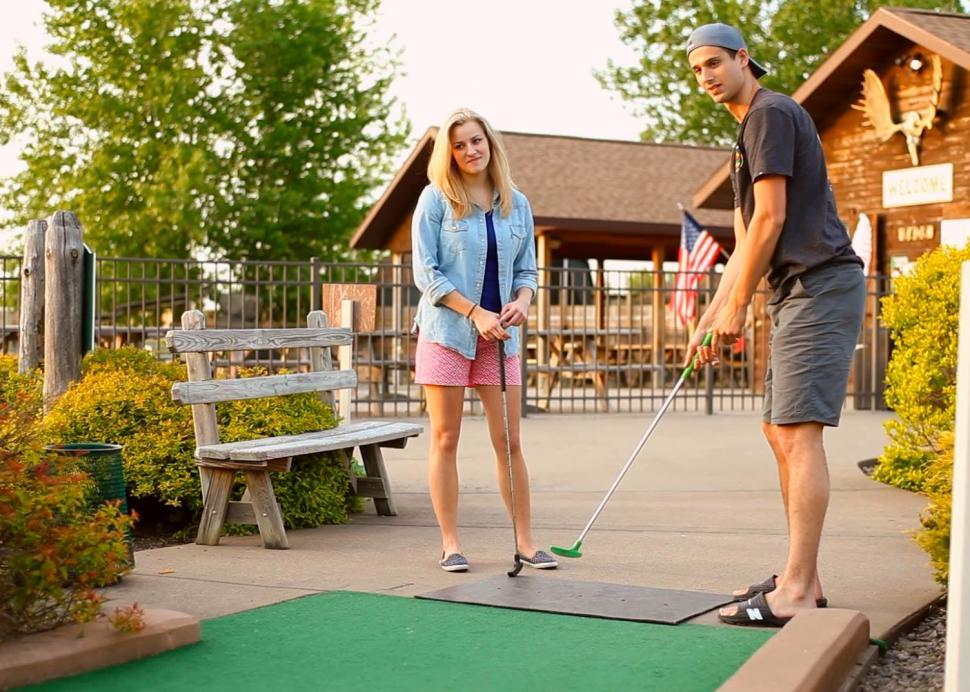 Big Don's Wild River Mini Golf
