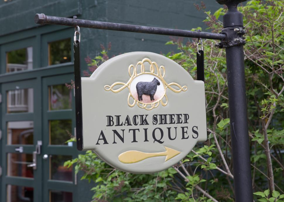 Black Sheep Antiques