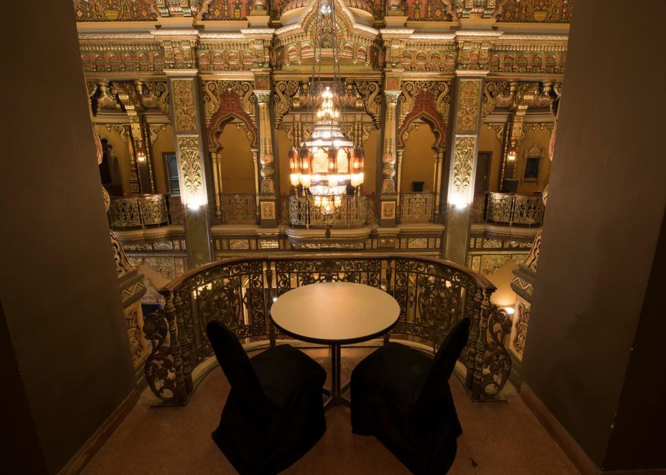 Landmark Theatre interior