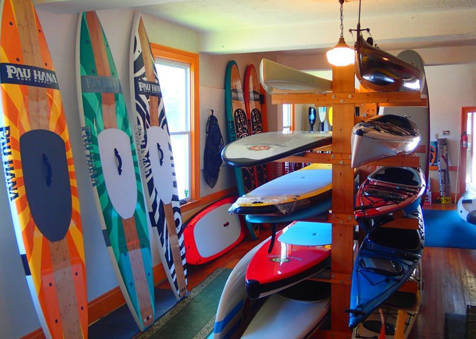 Camillus Kayak Shop