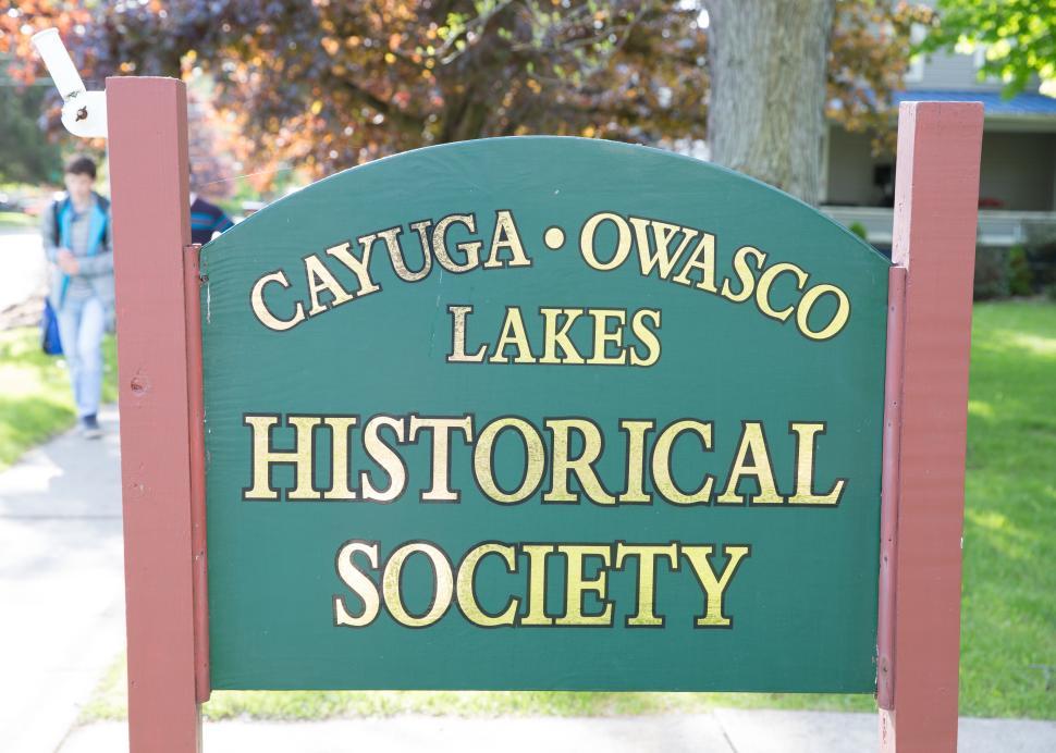 CAYUGA-OWASCO LAKES HISTORICAL SOCIETY