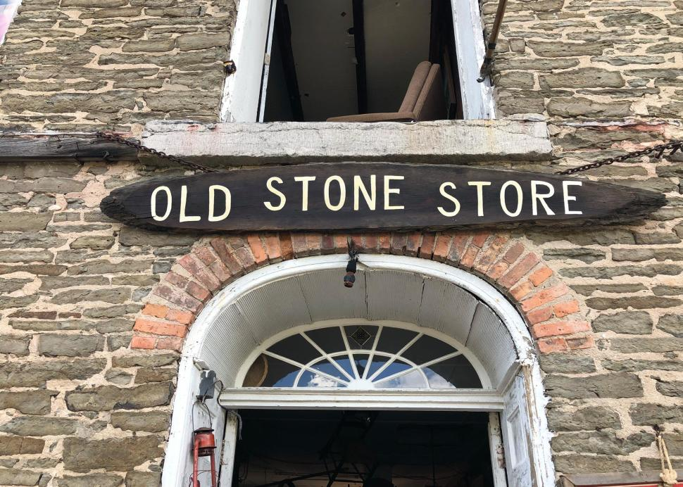 Char's Shop at the Old Stone Store