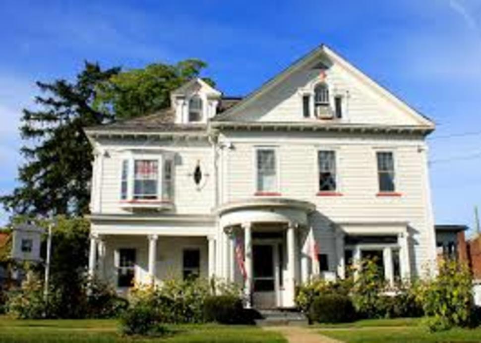 Clara Barton House, Photo Credit: American Red Cross, Clara Barton House