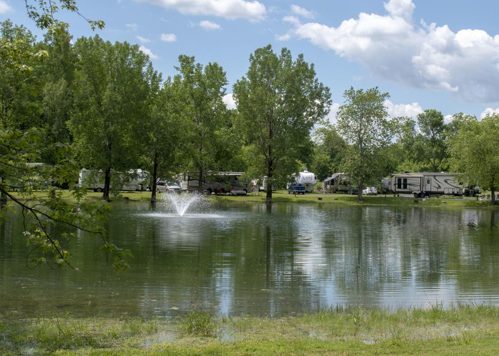 Cortland Country Music Park Campground