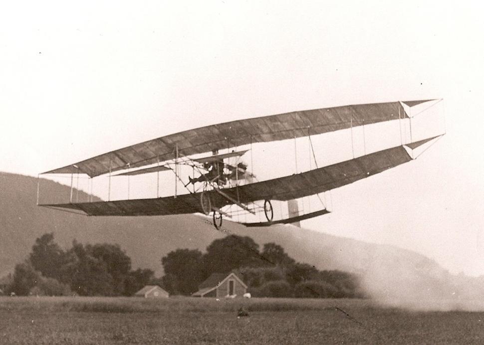 Curtiss June Bug