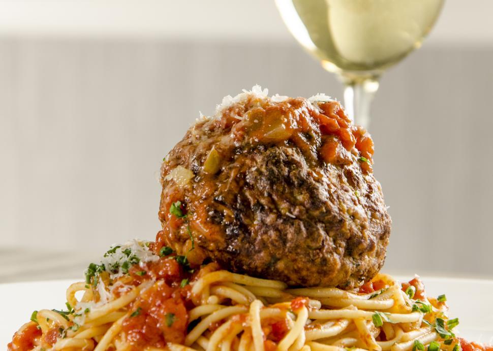 Pasta & Meatball