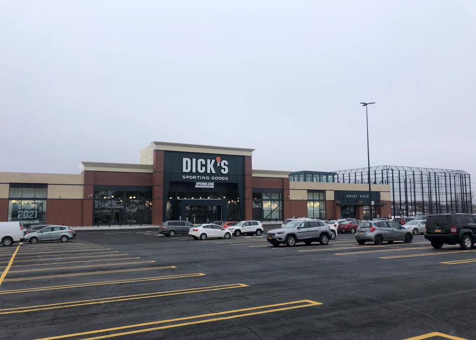 Dick's Sporting Goods Experiential Store