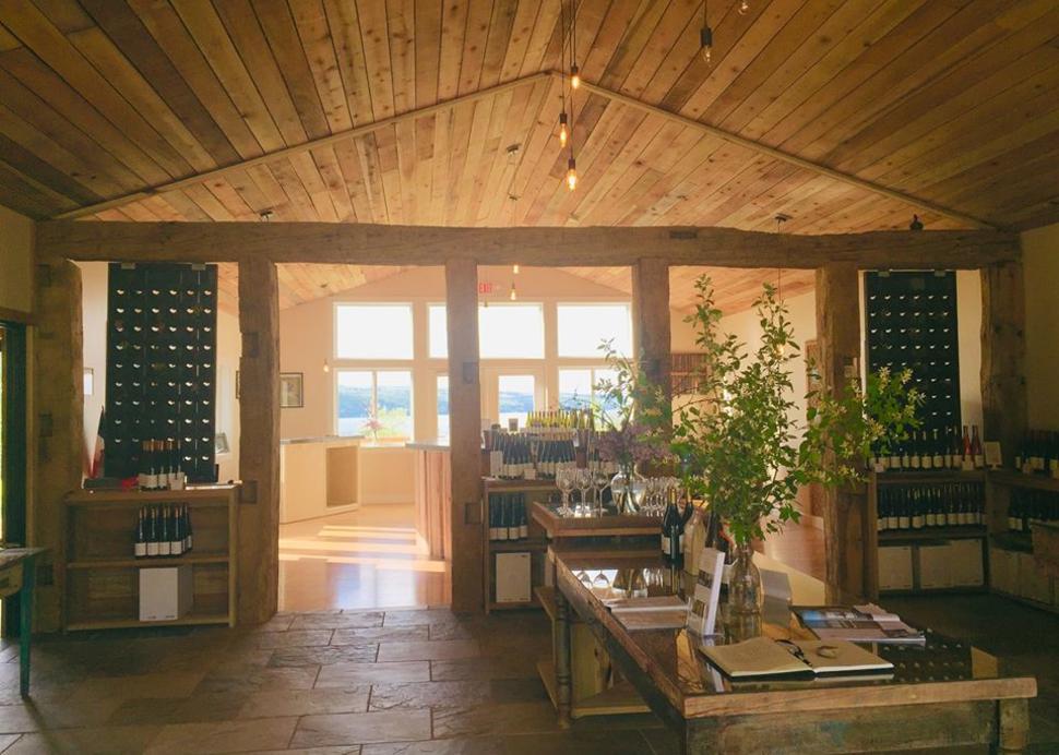 Domaine_LeSeurre_Winery_Tasting_Room