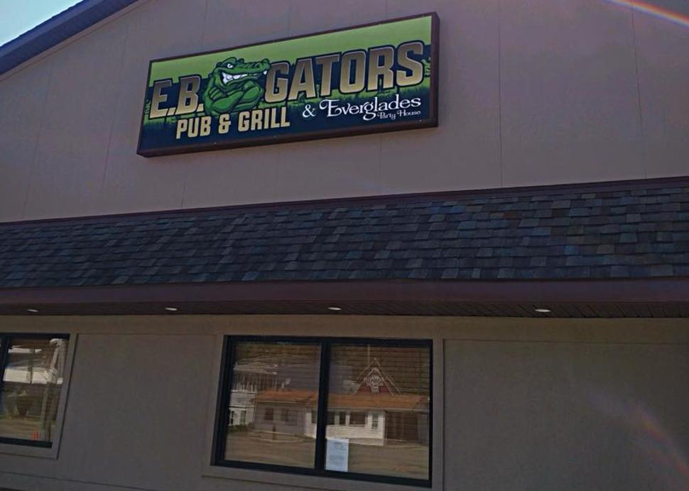 E.B. Gators Building Front