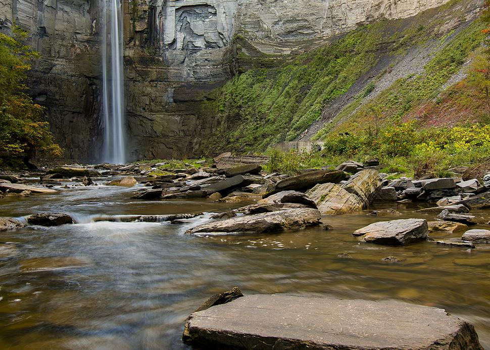 Early Autumn Morning at Taughannock Falls_resized.jpg