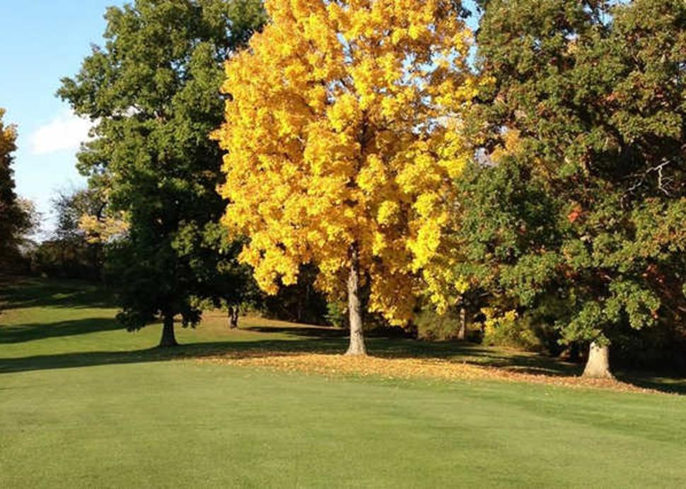 Fall at Soaring Eagles Golf Course