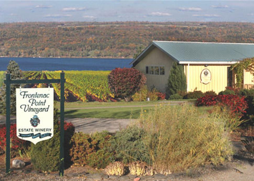 Frontenac Point Vineyard & Winery
