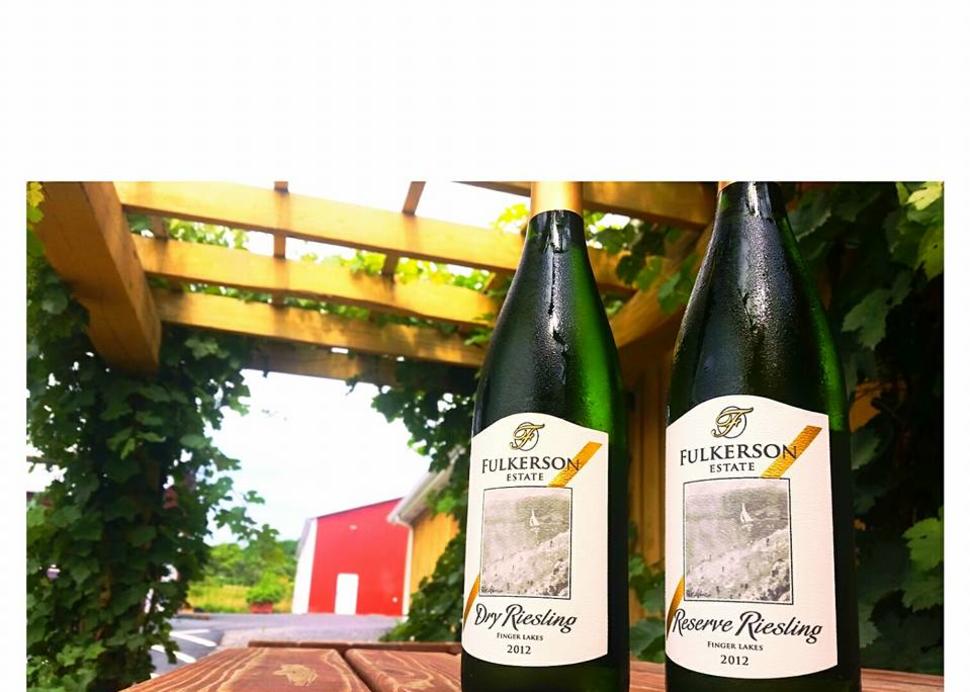 Fulkerson_Winery_Bottles_in_Summer