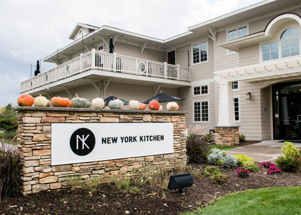 Exterior of the New York Kitchen in Canandaigua