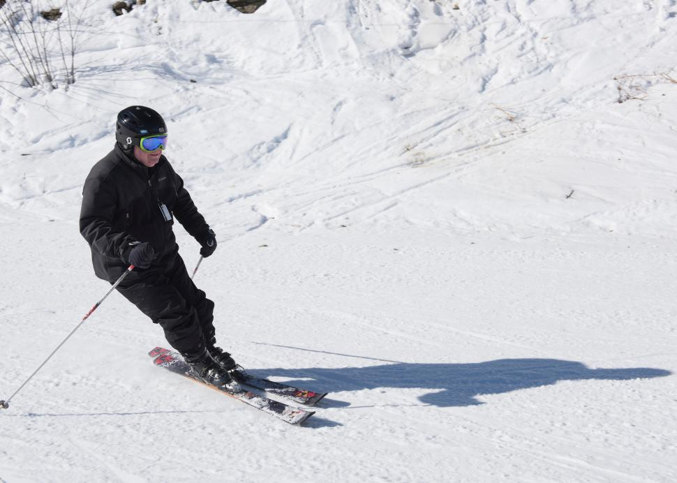 Skiing at Greek Peak Mountain Resort