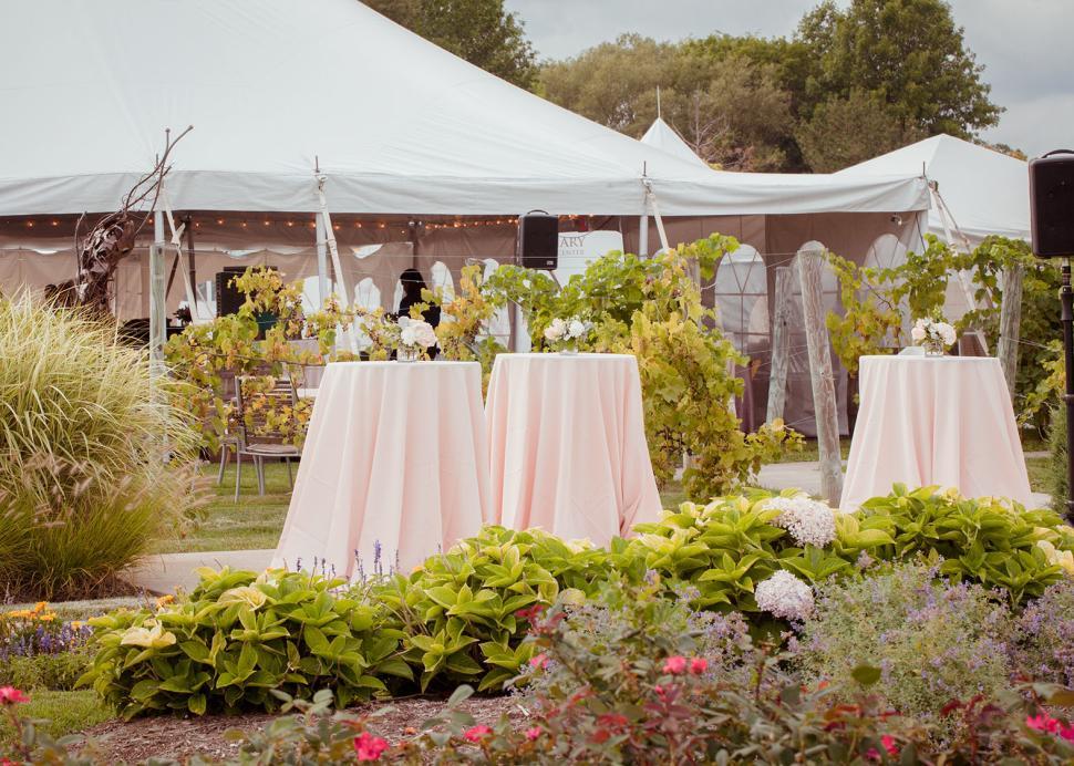 New York Kitchen Garden Tent