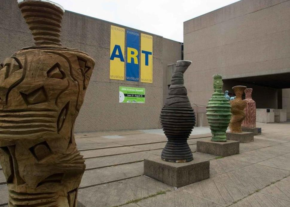 Everson Museum of Art - Photo Courtesy of Onondaga County - Visit Syracuse