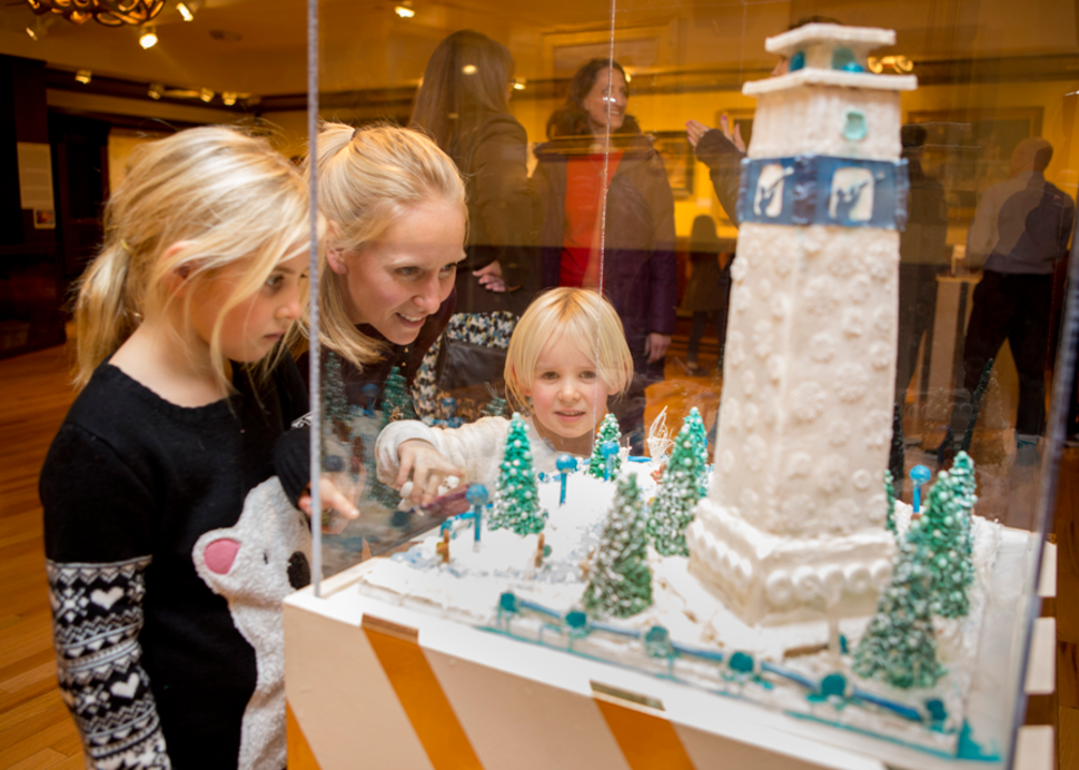 Gingerbread Invitational - Annual Holiday Exhibit