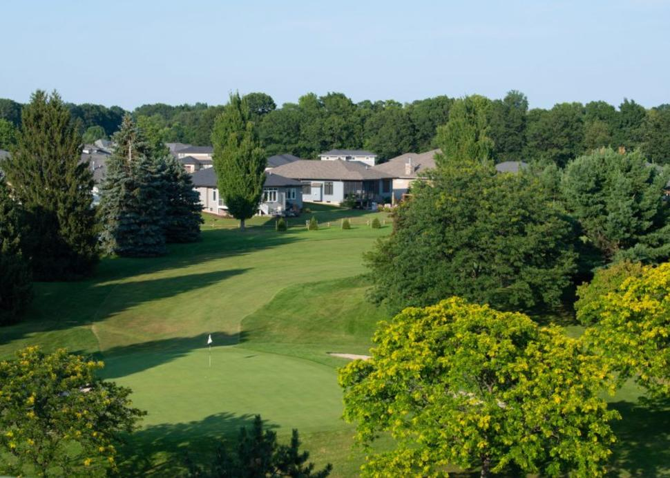 Woodcliff Hotel and Spa, golf course