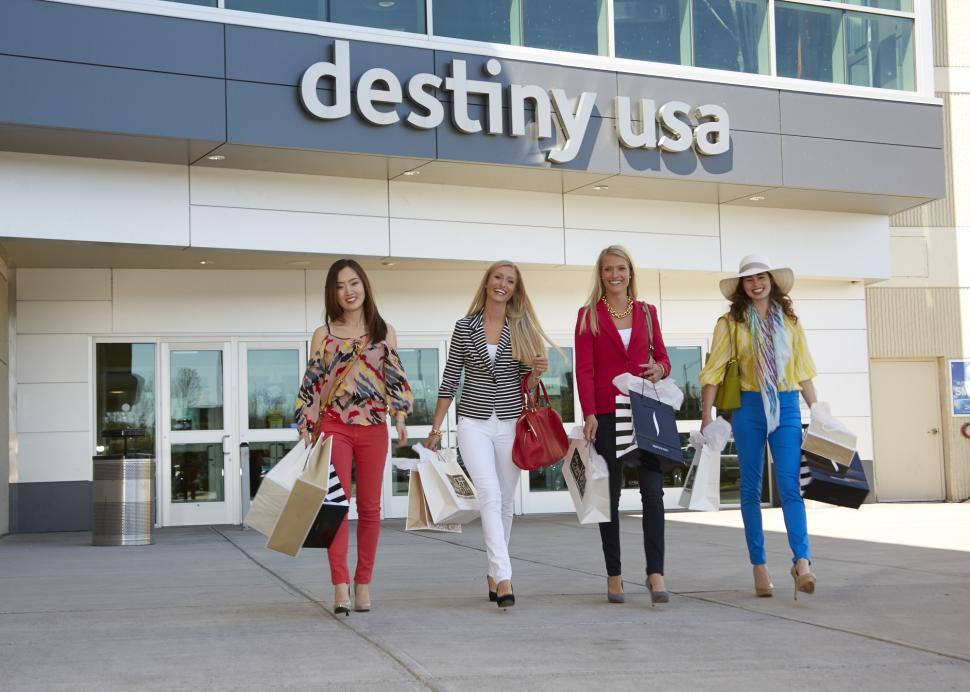 Destiny USA - Shoppers