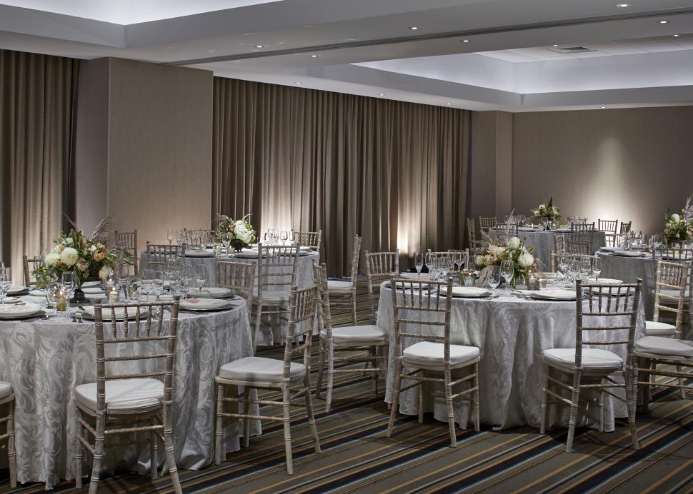 Ballroom - Wedding Setup