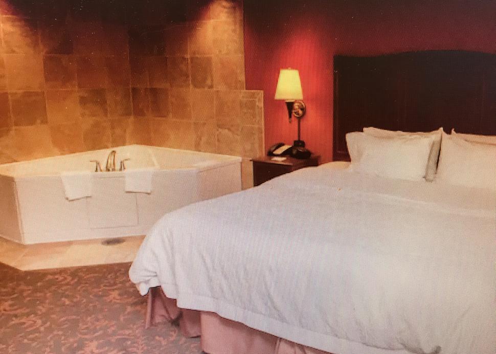 Suite at Hampton Inn Elmira Horseheads