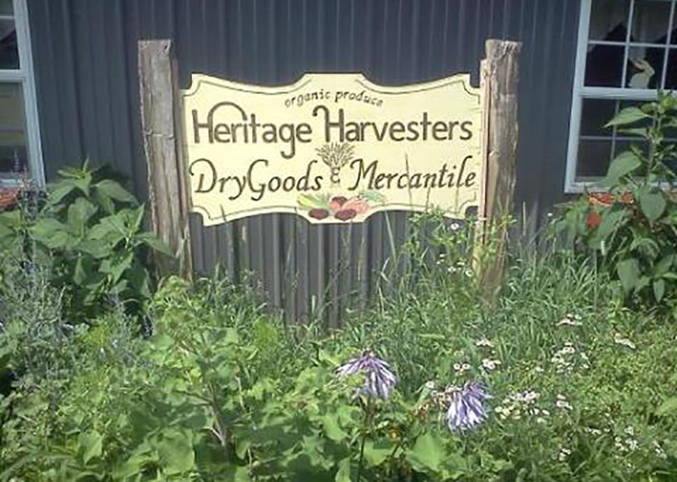 Heritage Harvesters