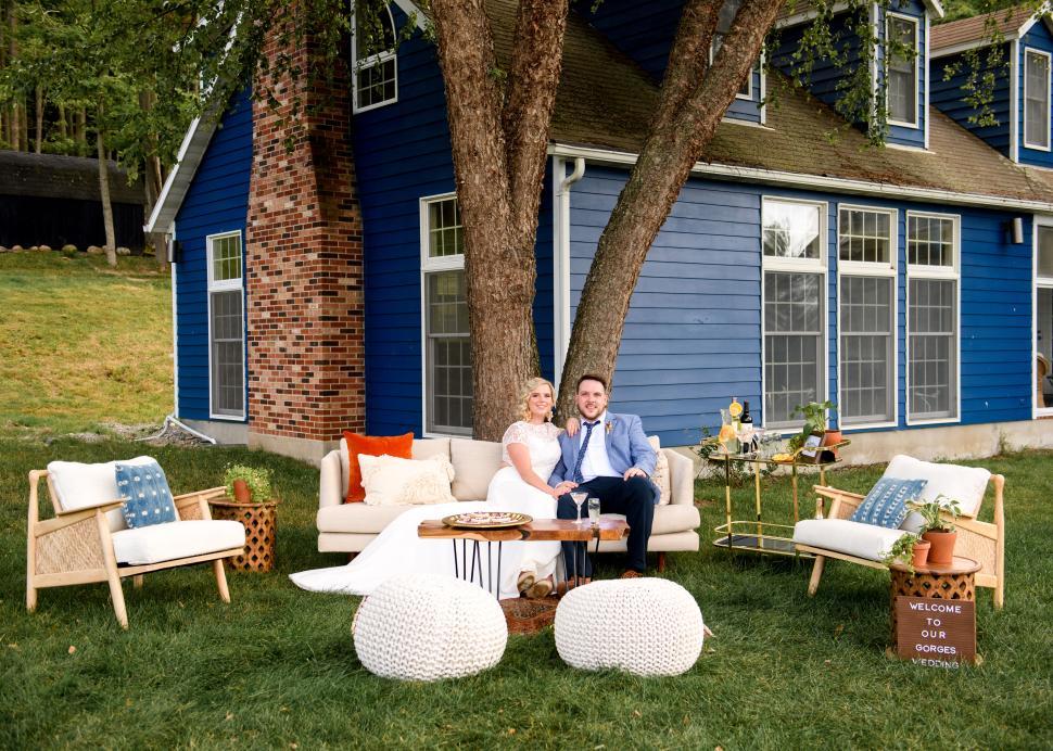 Hillside Residence Lawn