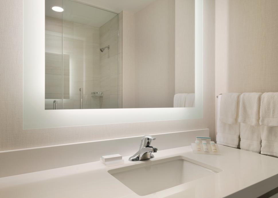 Bathroom - King Guest Room