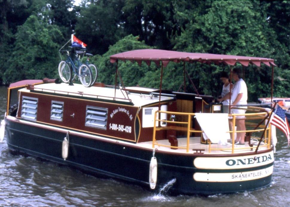 Hire Boat Rental
