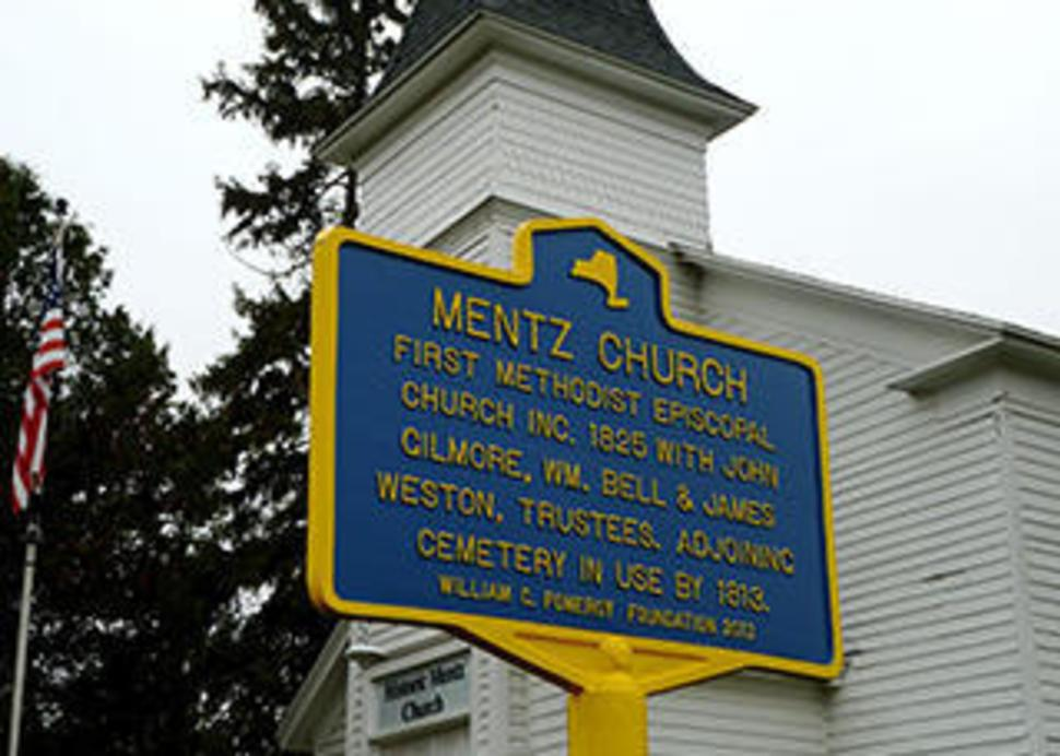 Historic Mentz Church