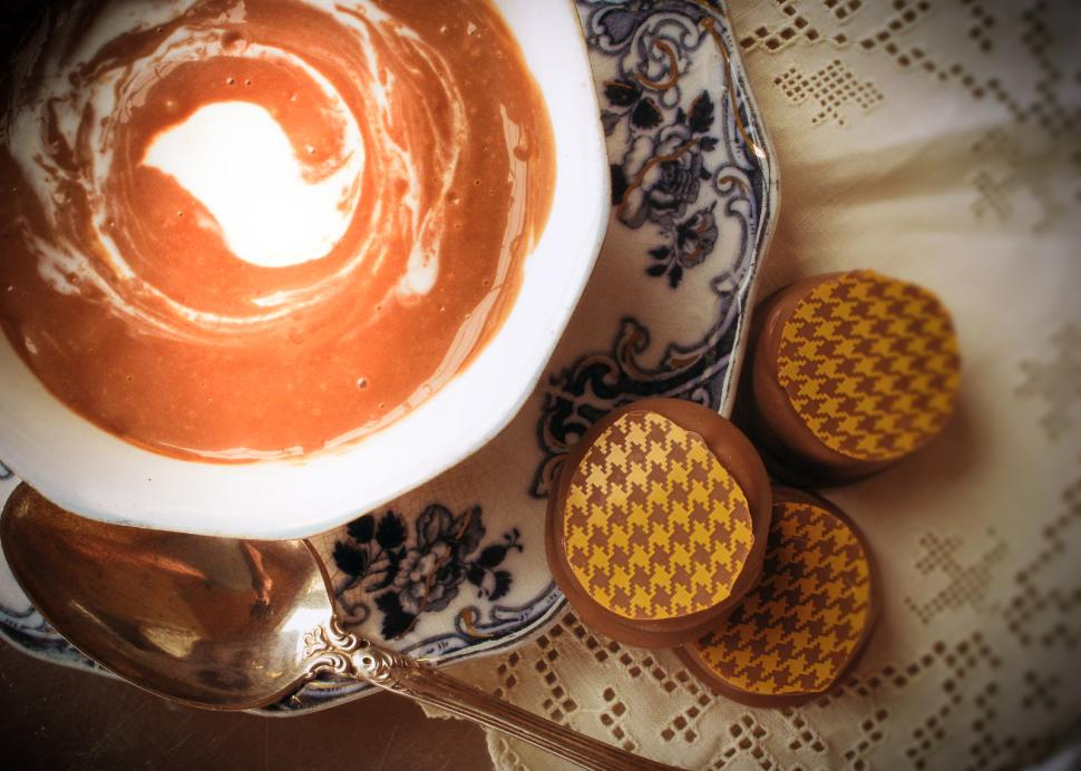 Gretchen's Hot Chocolate