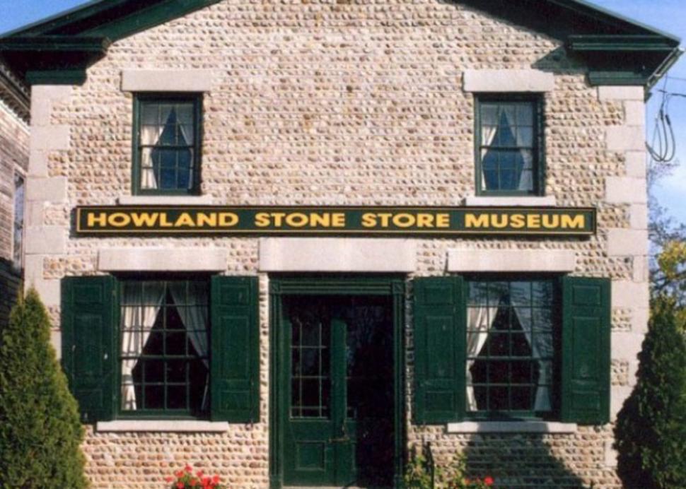 Howland Stone Store Museum