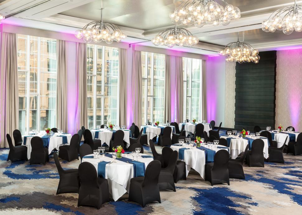 Grand Ballroom Hyatt Regency