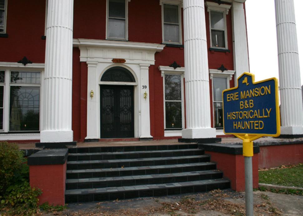 Erie Mansion Exterior