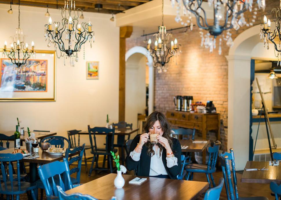 Interior - Main Dining