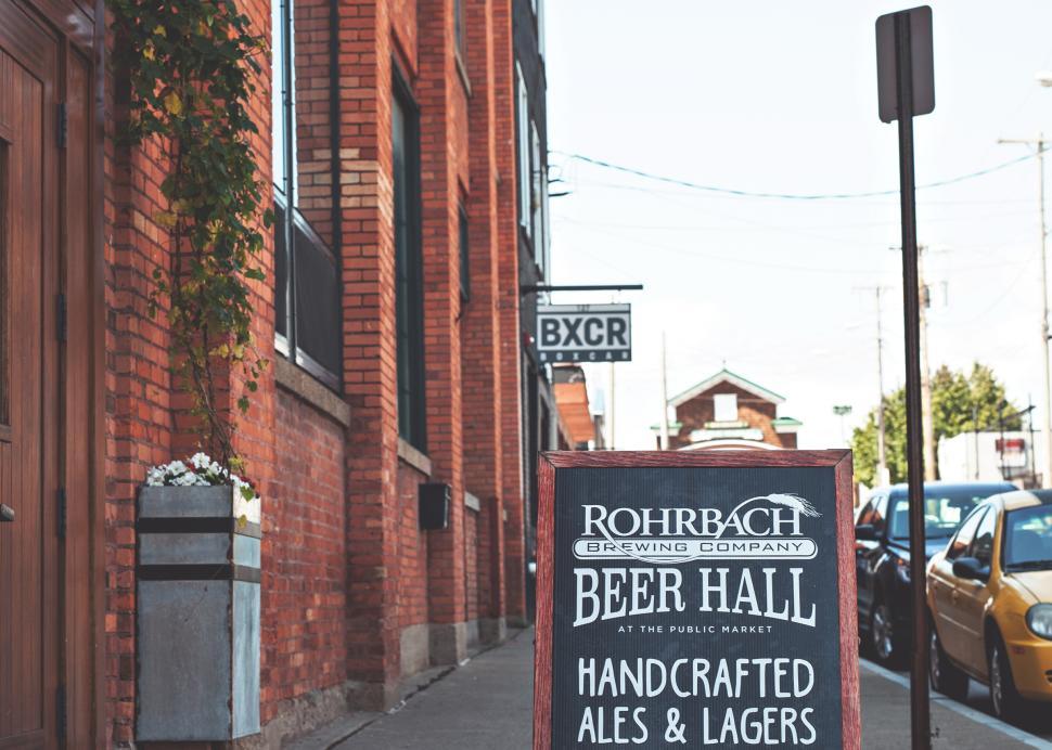 Beer Hall Entrance