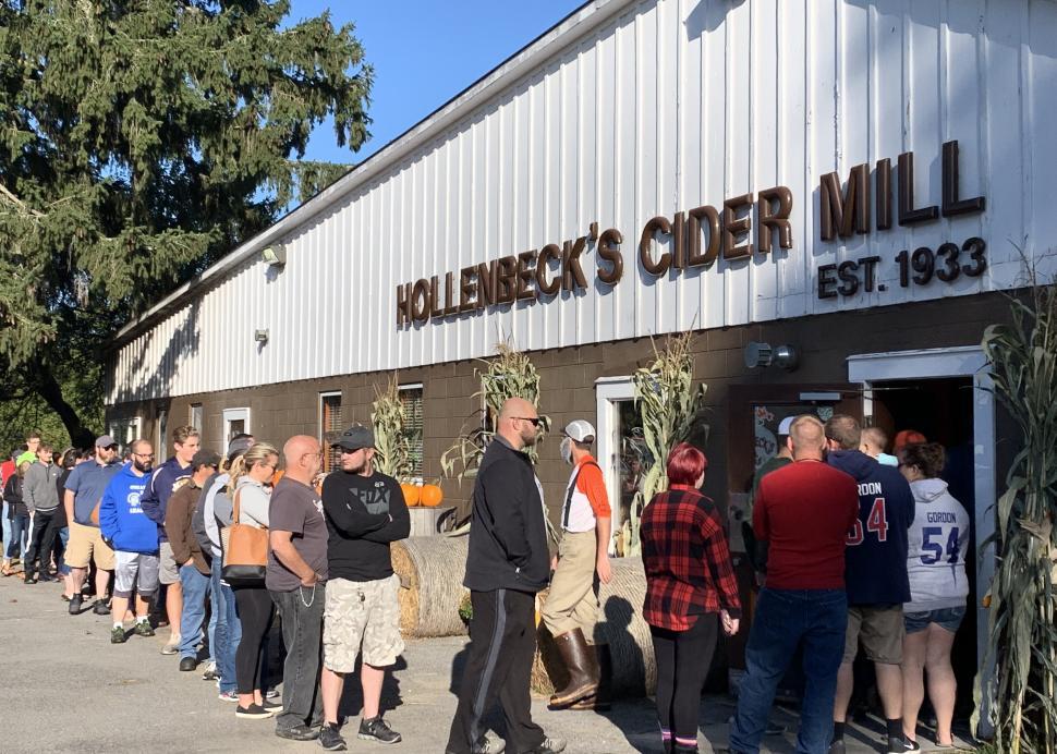 Hollenbeck's Cider Mill