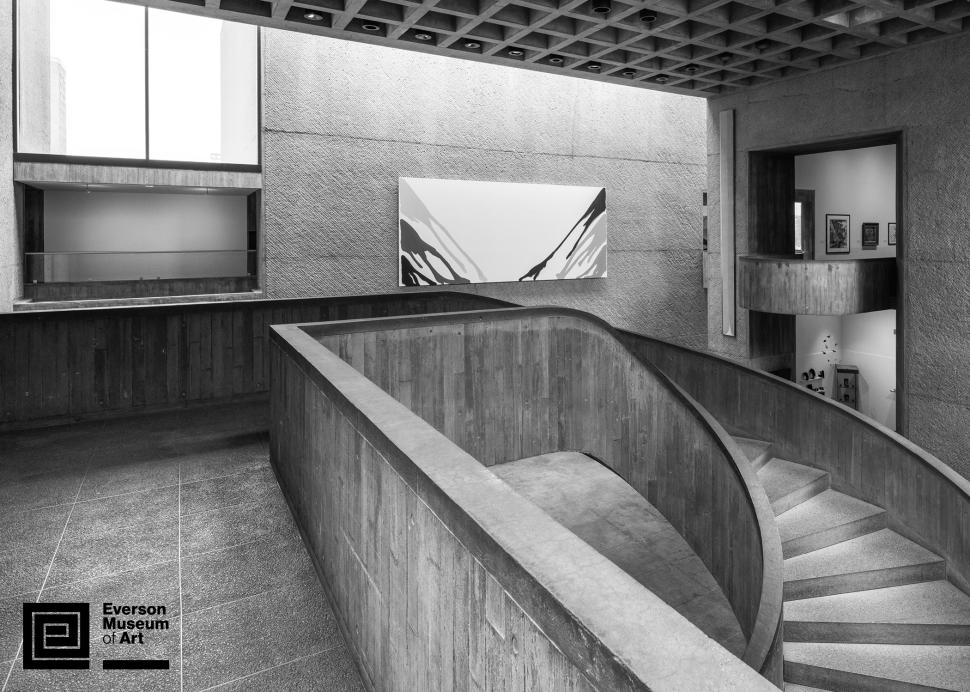 Second floor of the Everson Museum of Art; Photo Credit: Scott Basile