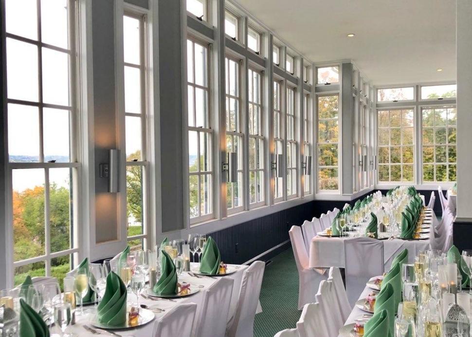Inn Restaurant Wedding