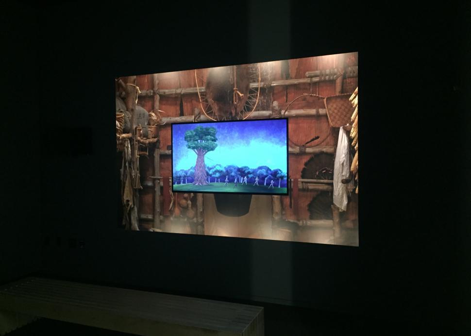 Iroquois Creation Story Film