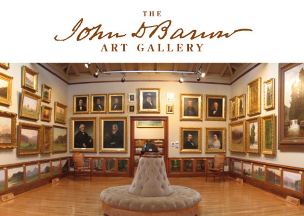 John D. Barrow Art Gallery