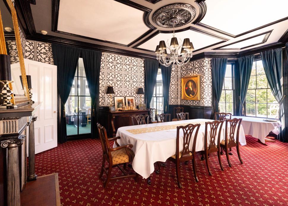 The Jones Room