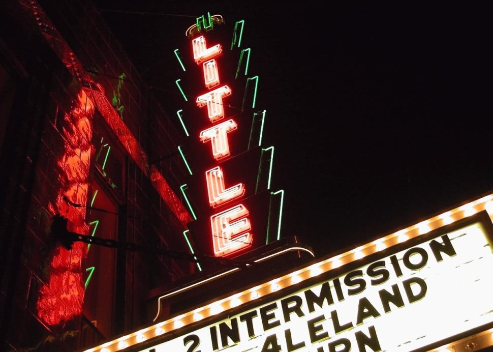Historic Little Theater in Rochester, NY